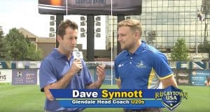 U20 Raptors Academy Interview with Dave Synnott