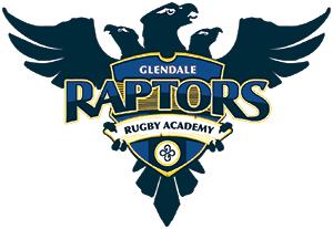 Glendale Raptors Academy Logo